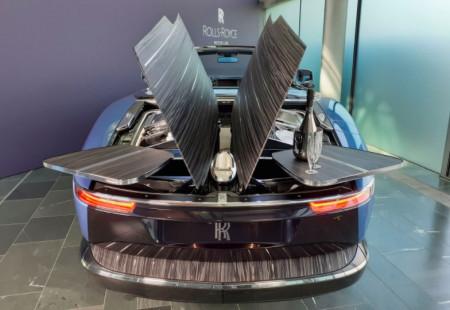 Dünyanın En Pahalı Otomobili: Rolls-Royce Boat Tail