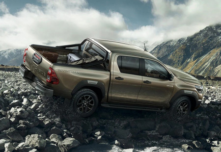 2020 Ekim Ayı Pick-up Modeli: Toyota Hilux