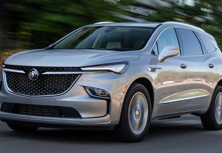 2021 Buick Enclave Tanıtıldı
