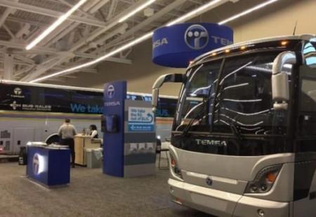 TEMSA'dan Dünyaya Elektrikli Araç Atağı