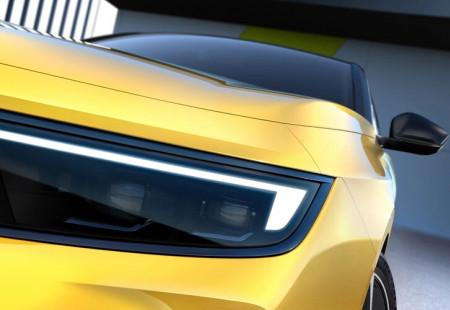 Opel, Astra Modelinin Görsellerini Paylaştı