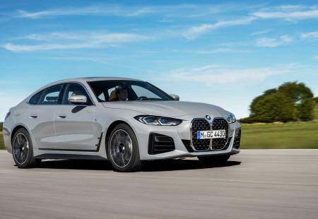 2021 BMW 4 Serisi Gran Coupe Yenilendi