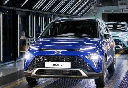 Hyundai Bayon ve i20 N Üretimi Başladı