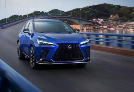 Lexus NX SUV Modeli Yenilendi