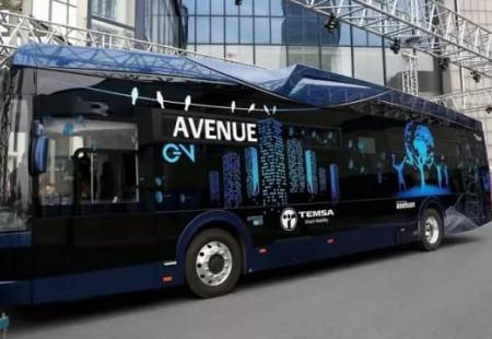 Türkiye'nin İlk Yerli Elektrikli Otobüsü Asfalta İniyor