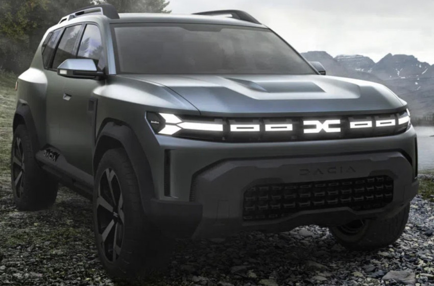 Dacia Yeni Logosunu Tanıttı