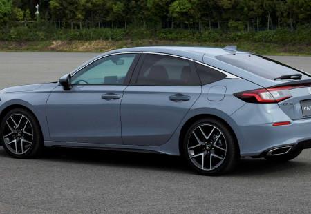 2021 Honda Civic'in Hatchback Versiyonu Tanıtıldı