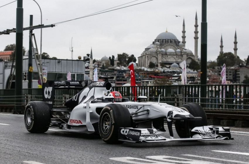 Türkiye GP 2021 Takvimini Tekrar Eklendi!