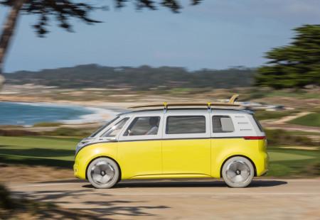 Volkswagen ID Buzz Üretim Gövdesiyle Görüntülendi