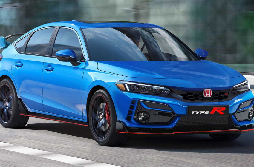 Yeni Honda Civic Type R Hayal Edildi