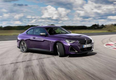 BMW, Arkadan İtişli M240i Modeli İçin Yoğun Mesai Harcıyor