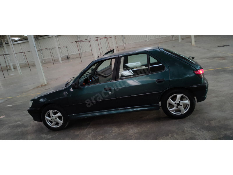 Tramer Kayıtsız Peugeot 306