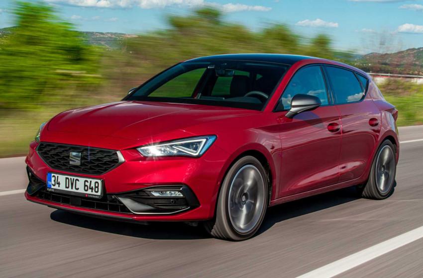 SEAT Leon'a Yeni Motor Seçeneği Eklendi!
