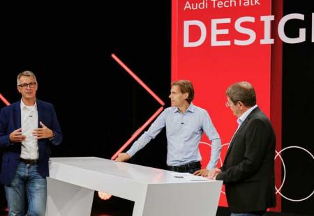 Audi'nin Yeni Elektriklisi: Audi Grand Sphere!
