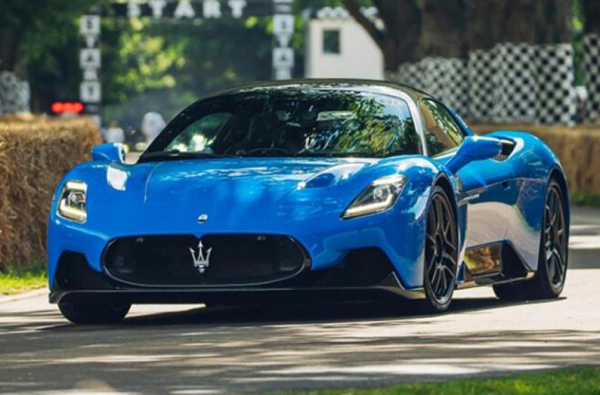 Maserati MC20 Tanıtıldı