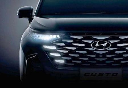 Hyundai Custo'nun İlk Görüntüleri Yayınlandı