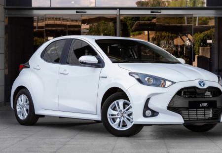 Toyota Yaris, İspanya'da Hafif Ticari Araca Dönüşecek