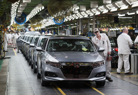 Honda COVID-19 Krizi Sonrası Kâra Geçti!