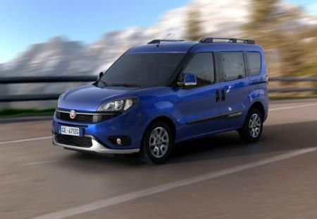 Yeni Fiat Doblo Trekking Tanıtıldı!