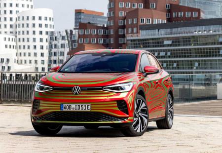 Volkswagen ID.5 GTX Konseptine Ait İlk İpuçları Paylaşıldı