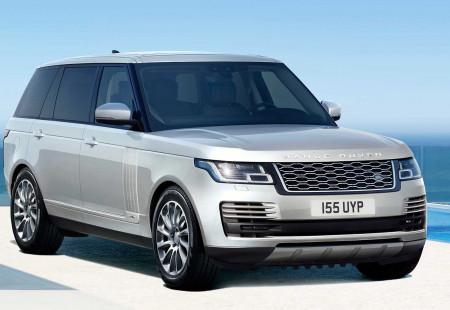 Yeni Range Rover Görselleri Yayınlandı