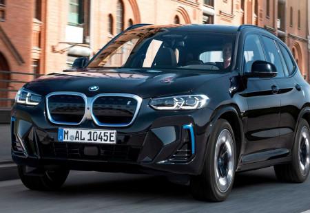 2022 Makyajlı BMW iX3 Yeni Özellikleri İle Tanıtıldı