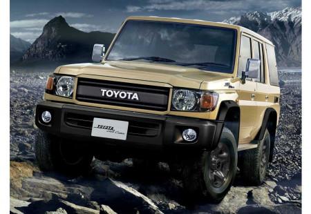 Yeni Nesil Toyota Land Cruiser Prado 2022 Yılında Gelebilir