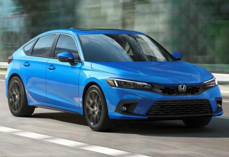 2022 Honda Civic Hatchback Üretimi Eylülde Başlayacak!