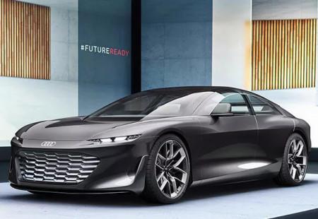 Audi Grandsphere Modelini Tanıttı