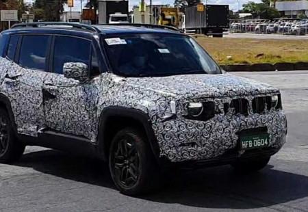 Jeep Renegade Yeniden Mi Makyajlanıyor