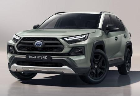 2022 Toyota Rav4 Arazi Genleriyle Harmanlandı