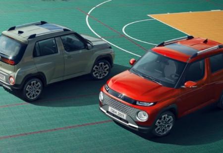 Yeni Hyundai Casper'ın Bazı Özellikleri Belli Oldu!
