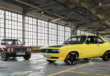 Dikkatleri Üzerine Çeken Otomobil: Opel Manta GSe ElektroMOD