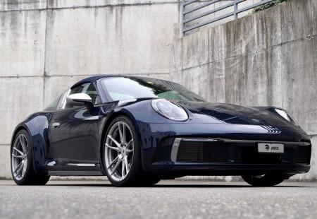 Ares Design'danPorsche 911 İçin 992 Targa Modifikasyonu