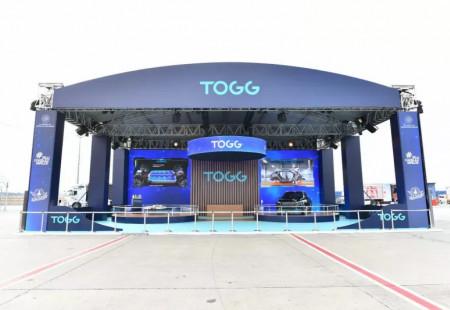 Milli ve Yerli Otomobil TOGG TEKNOFEST'te Görücüye Çıktı