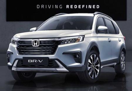 2021 Honda BR-V Görücüye Çıktı