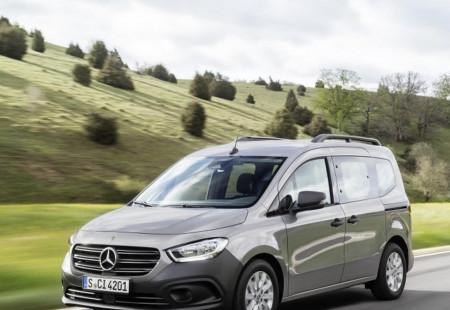 Yeni Mercedes eCitan İle Tanıştınız Mı
