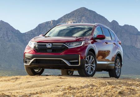 Yeni Honda CR-V Resmi Olmadan Tanıtıldı!