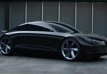 2022 Hyundai Ioniq 6 Almanya'da Test Edilirken Görüntülendi