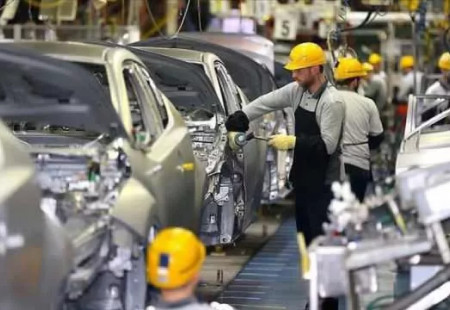 Otomotivde Yüzde 13 Büyüme Yaşandı
