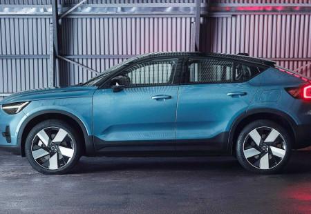 Volvo, Belçika'da C40 Recharge Modelinin Üretimine Başladı