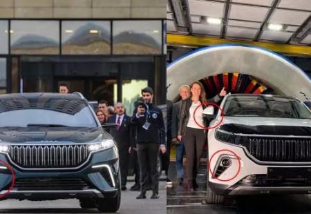 Türkiye'nin Otomobili TOGG'dan Heyecanlandıran Paylaşım