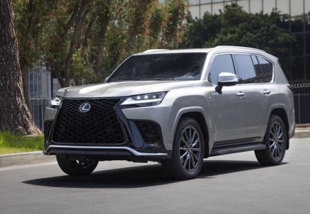 Yeni Lexus LX 600 Şahane Özellikleriyle Geliyor