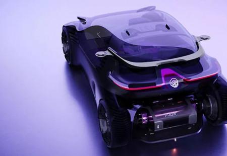 MG Gelecek Konseptli MAZE'i Modelini Tanıttı