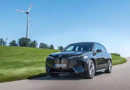 Elektrikli BMW İX Türkiye'ye Gelmek İçin Sabırsızlanıyor