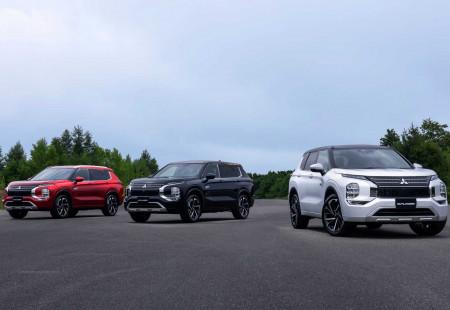 2021 Mitsubishi Outlander PHEV Yeni Görsellerle Ortaya Çıktı