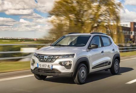 Dacia Spring, 2022 Auto Best Finalinde Boy Gösterecek