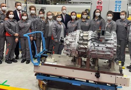 58 Milyon Euro Yatırımla Ford Otosan Yerli Şanzıman Geliştirdi