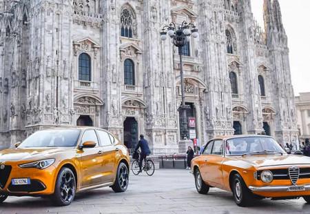 Giulia ve Stelvio GT Junior tanıtıldı
